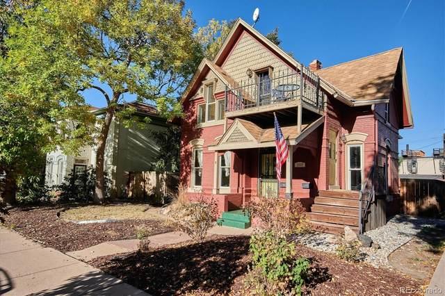 2929 Curtis Street, Denver, CO 80205 (#4468635) :: Compass Colorado Realty