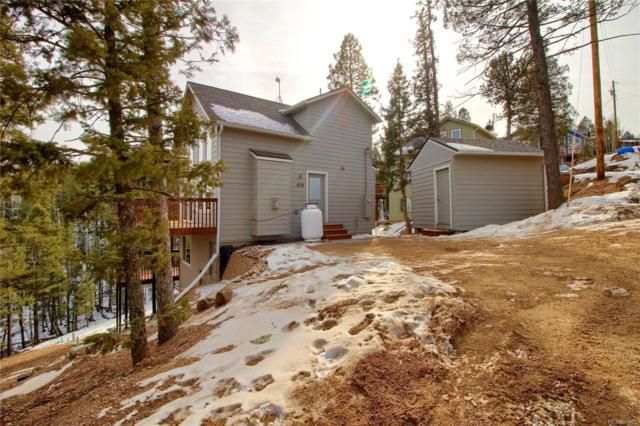 438 Potlatch Trail, Woodland Park, CO 80863 (MLS #4468868) :: The Biller Ringenberg Group