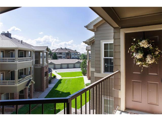 12858 Ironstone Way #301, Parker, CO 80134 (MLS #4468981) :: 8z Real Estate