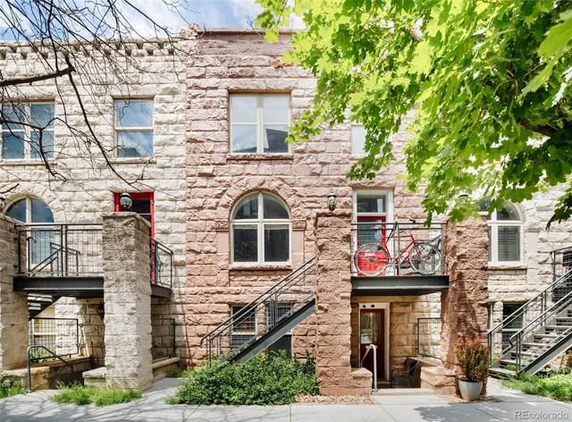 1415 E 16th Avenue, Denver, CO 80218 (#4469094) :: Venterra Real Estate LLC