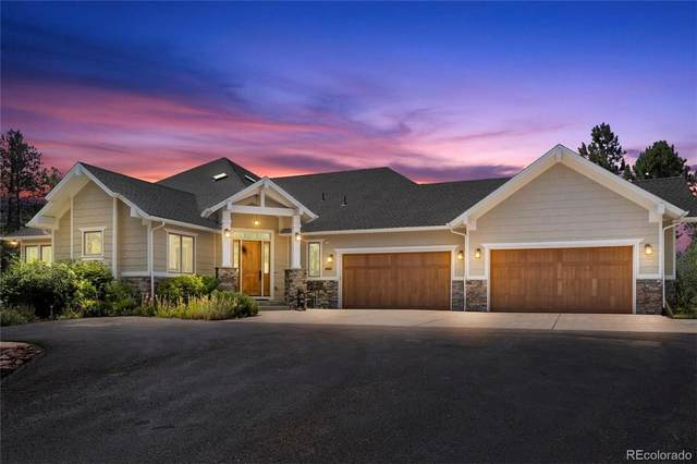 4661 High Forest Road, Colorado Springs, CO 80908 (#4469545) :: The HomeSmiths Team - Keller Williams
