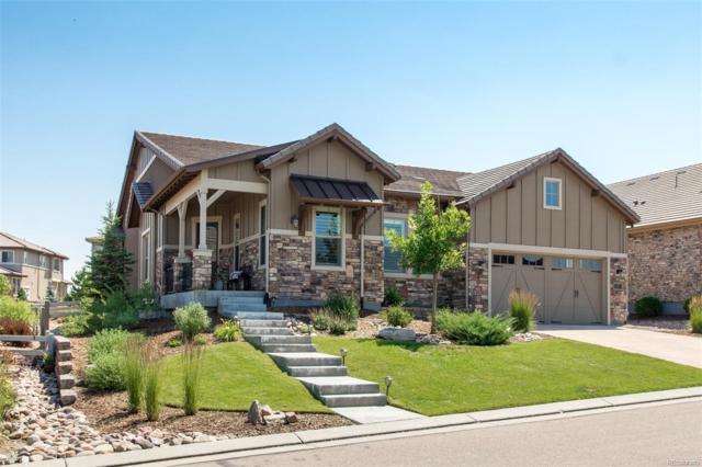 689 Hiddenbrook Court, Highlands Ranch, CO 80126 (#4469644) :: The DeGrood Team
