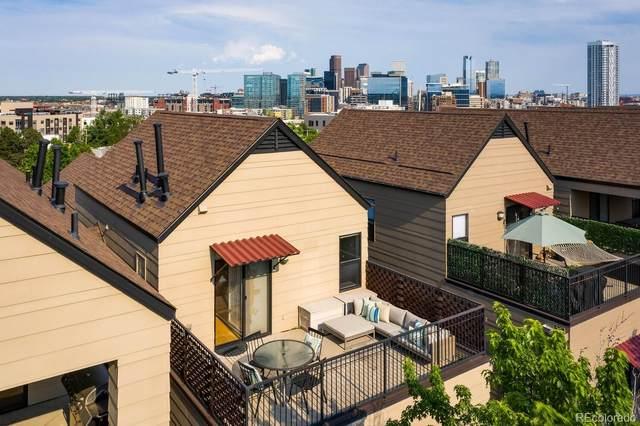 3068 Umatilla Street B, Denver, CO 80211 (#4469645) :: Mile High Luxury Real Estate
