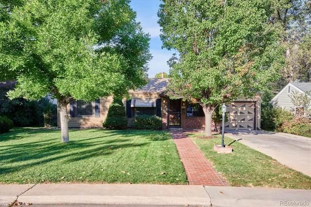 3243 S Fairfax Street, Denver, CO 80222 (#4470581) :: The Margolis Team