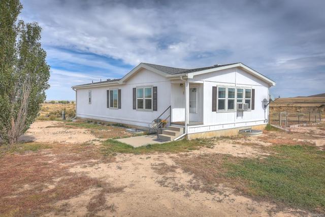 15055 Kanuch Road, Calhan, CO 80808 (MLS #4470909) :: 8z Real Estate