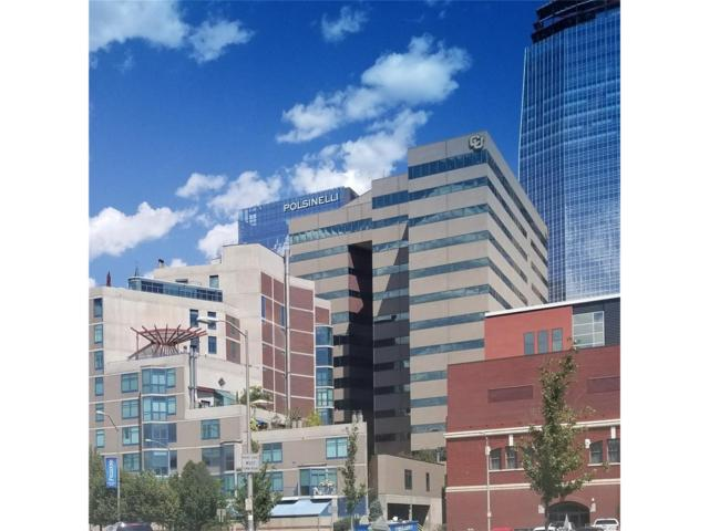 1350 Lawrence Street 5E, Denver, CO 80204 (#4470983) :: Thrive Real Estate Group