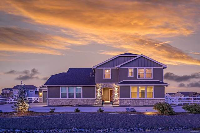 11247 E 162nd Place, Brighton, CO 80602 (#4471177) :: Real Estate Professionals