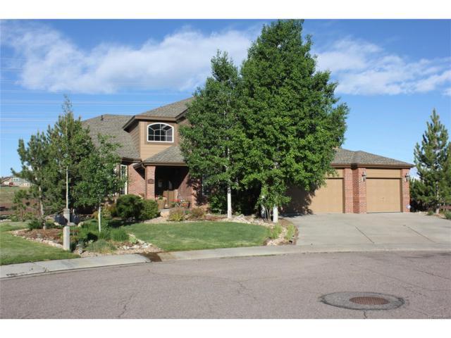 600 Sundance Place, Castle Pines, CO 80108 (#4471273) :: RE/MAX Professionals