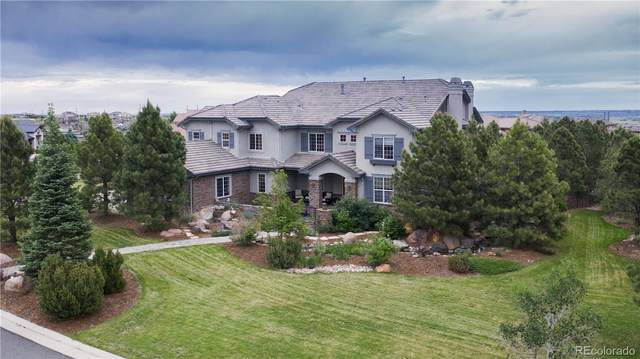 6740 Tremolite Drive, Castle Rock, CO 80108 (#4471602) :: The DeGrood Team