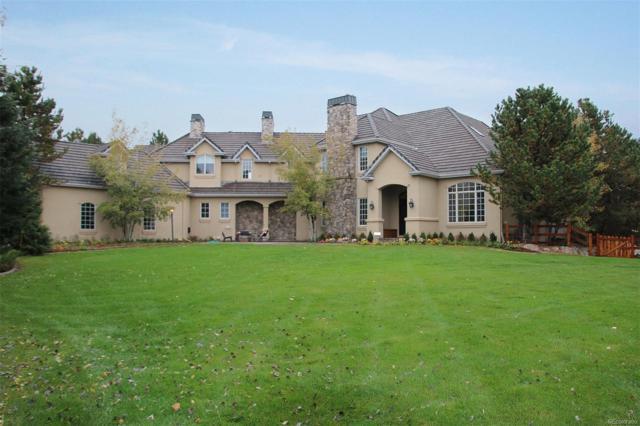 6533 W Prentice Avenue, Lakewood, CO 80123 (#4471815) :: The HomeSmiths Team - Keller Williams