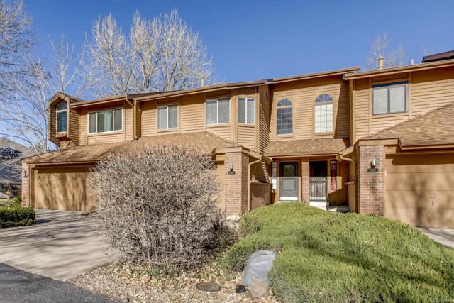 12187 W Chenango Drive, Morrison, CO 80465 (#4471917) :: House Hunters Colorado