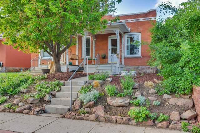4910 W 34th Avenue, Denver, CO 80212 (MLS #4472001) :: 8z Real Estate