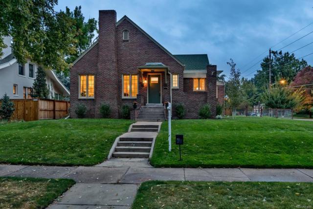 2500 Dahlia Street, Denver, CO 80207 (#4472008) :: House Hunters Colorado