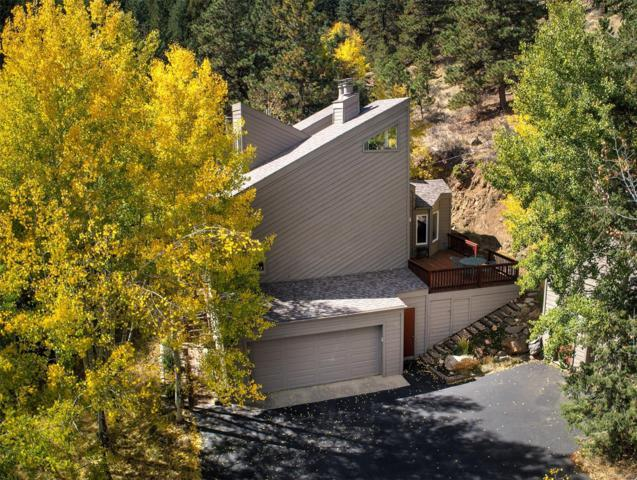 703 Meadow View Drive, Evergreen, CO 80439 (#4472126) :: The Peak Properties Group