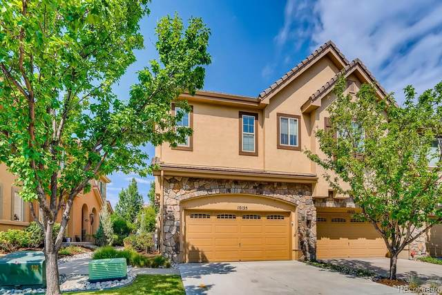 10125 Bluffmont Lane, Lone Tree, CO 80124 (MLS #4472149) :: 8z Real Estate