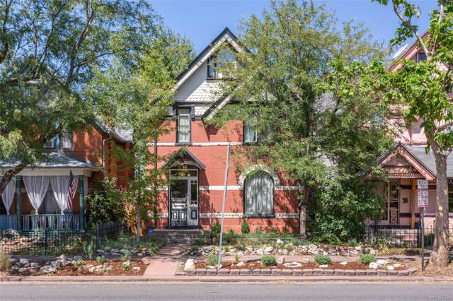 217 W 1st Avenue, Denver, CO 80223 (#4472229) :: Wisdom Real Estate