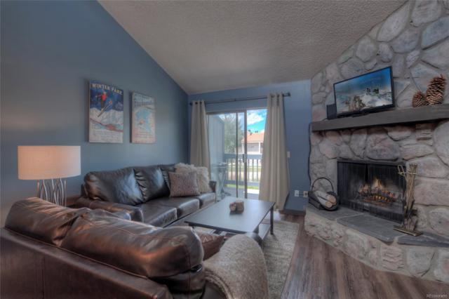206 County Road 838 #7, Fraser, CO 80442 (#4472283) :: Colorado Home Finder Realty