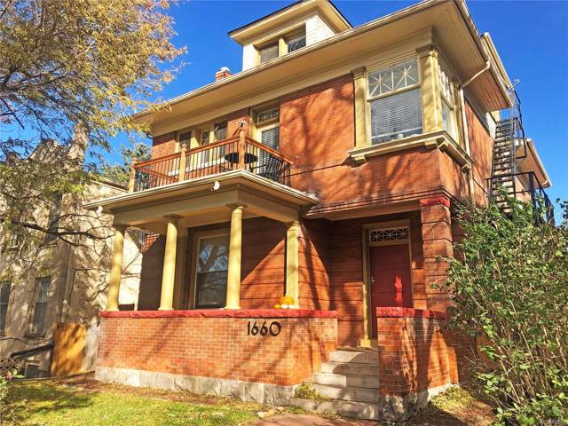 1660 S Gaylord Street, Denver, CO 80206 (#4472599) :: The DeGrood Team