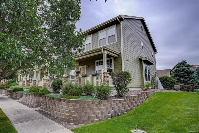 15612 E 96th Way 16D, Commerce City, CO 80022 (MLS #4472869) :: 8z Real Estate