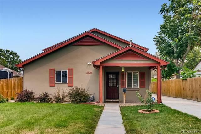 3430 Dexter Street, Denver, CO 80207 (MLS #4473132) :: Bliss Realty Group