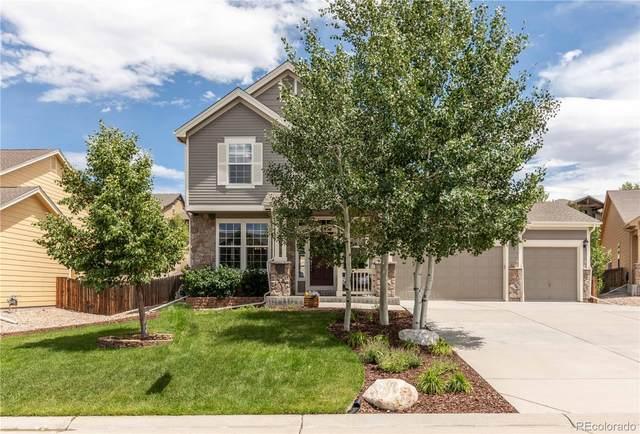 4326 Greystone Lane, Castle Rock, CO 80104 (MLS #4473190) :: Keller Williams Realty