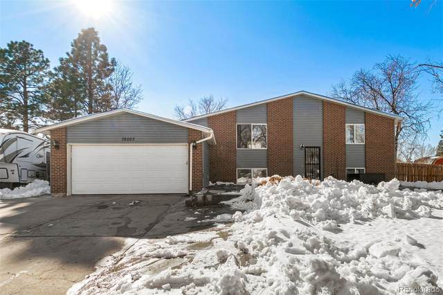 16023 E Eastman Place, Aurora, CO 80013 (MLS #4473530) :: The Sam Biller Home Team