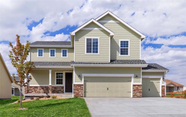 42068 Firestone Circle, Elizabeth, CO 80107 (#4473786) :: Compass Colorado Realty