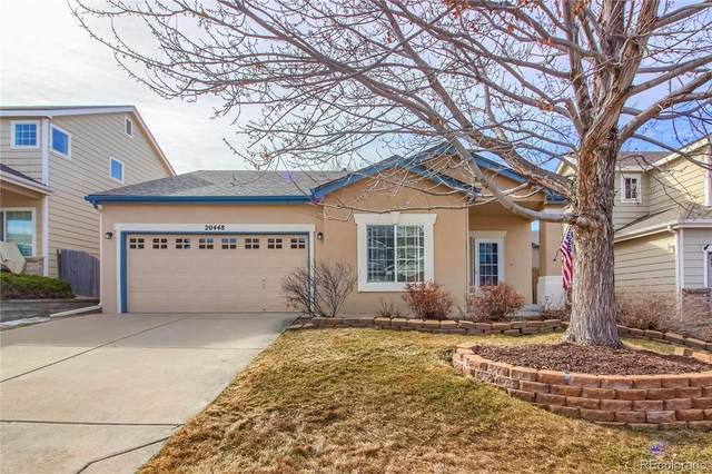 20448 E Milan Place, Aurora, CO 80013 (MLS #4473839) :: 8z Real Estate