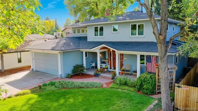 435 Forest Street, Denver, CO 80220 (#4473906) :: milehimodern