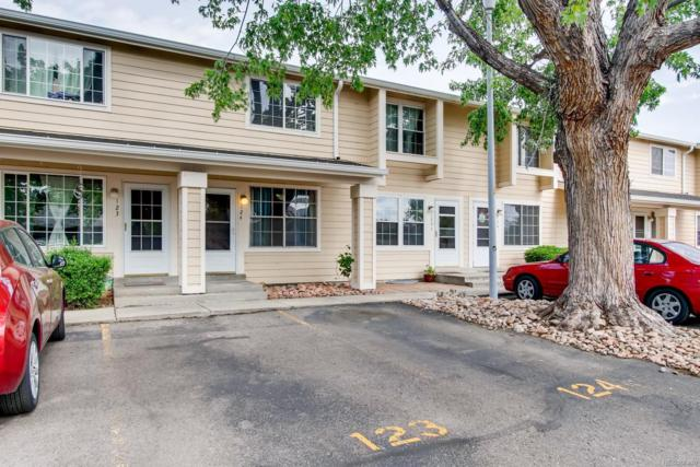 8919 Field Street #124, Westminster, CO 80021 (#4474414) :: The Heyl Group at Keller Williams