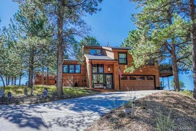 5988 Belmont Way, Parker, CO 80134 (#4474456) :: Venterra Real Estate LLC