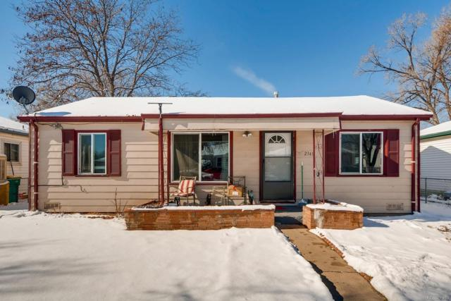 2341 Elmira Street, Aurora, CO 80010 (MLS #4474479) :: 8z Real Estate