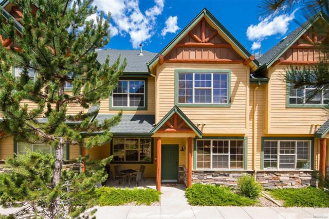 31112 Black Eagle Drive #106, Evergreen, CO 80439 (#4474518) :: The Peak Properties Group