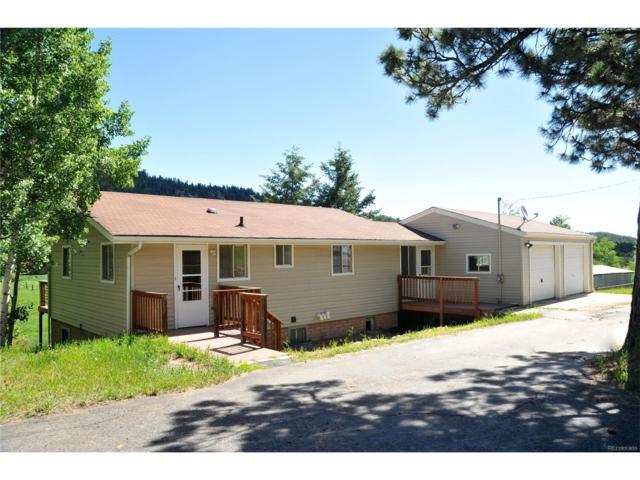 6676 High Drive, Morrison, CO 80465 (MLS #4474721) :: 8z Real Estate