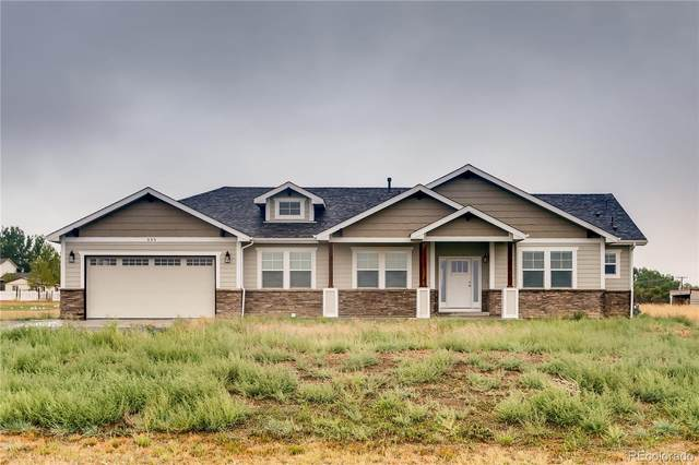 555 Sunrise Acres Street, Hudson, CO 80642 (#4474753) :: Compass Colorado Realty