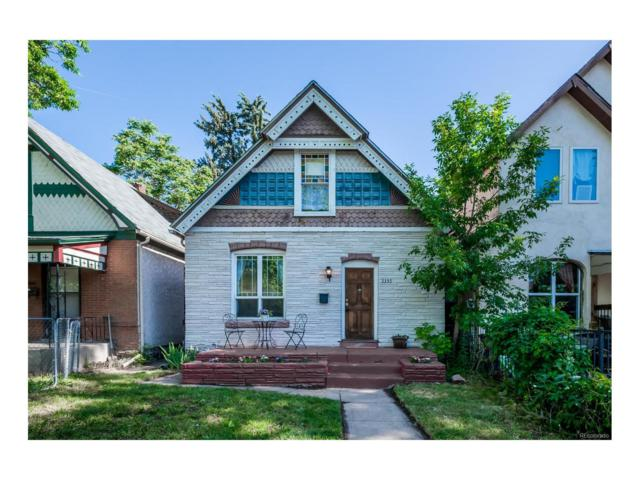 3355 W 32nd Avenue, Denver, CO 80211 (MLS #4475029) :: 8z Real Estate