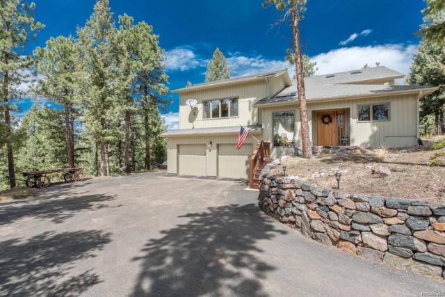 7032 S Blue Creek Road, Evergreen, CO 80439 (MLS #4475363) :: 8z Real Estate