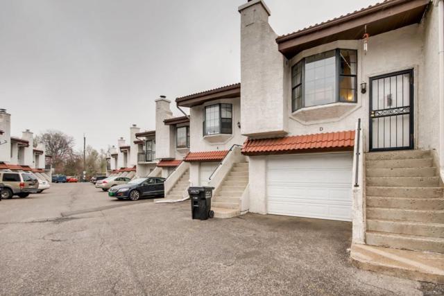 2630 S Federal Boulevard D, Denver, CO 80219 (MLS #4475532) :: 8z Real Estate