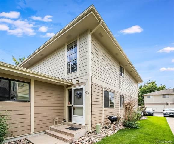 1225 S Oneida Street #235, Denver, CO 80224 (MLS #4475655) :: Find Colorado Real Estate