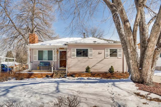 5328 S Foresthill Street, Littleton, CO 80120 (MLS #4475782) :: 8z Real Estate