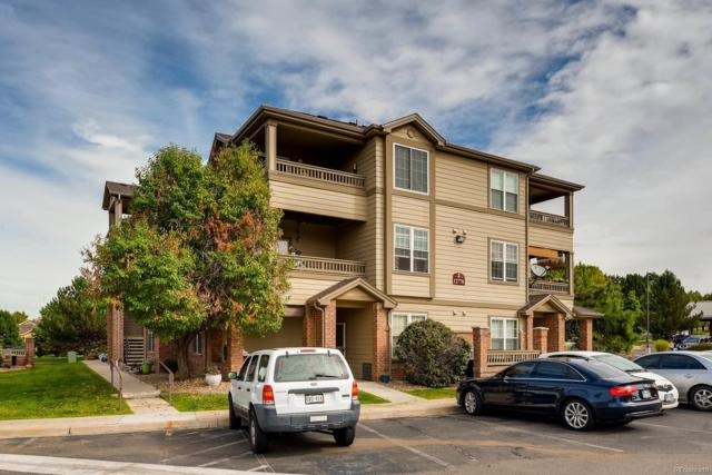 12770 Ironstone Way #103, Parker, CO 80134 (#4475851) :: The DeGrood Team
