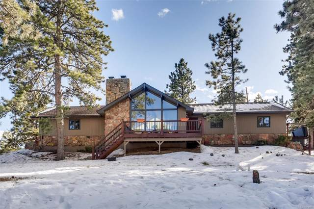 5455 Hazel Road, Evergreen, CO 80439 (#4476137) :: Berkshire Hathaway Elevated Living Real Estate