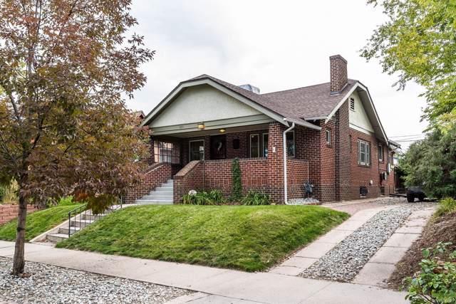 1650 S Grant Street, Denver, CO 80210 (MLS #4476217) :: 8z Real Estate
