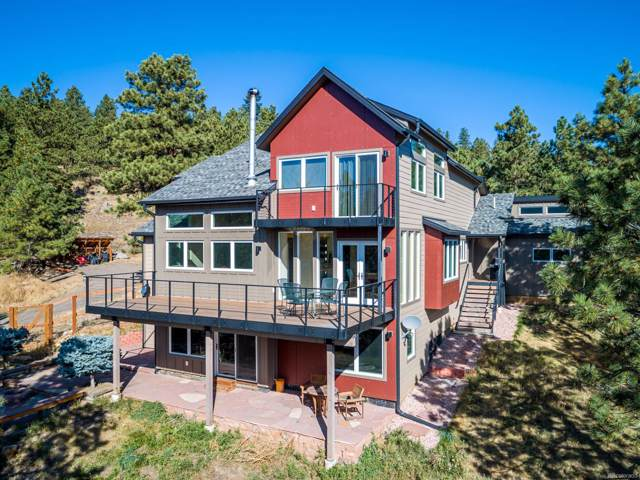 721 Cougar Drive, Boulder, CO 80302 (#4476387) :: The DeGrood Team