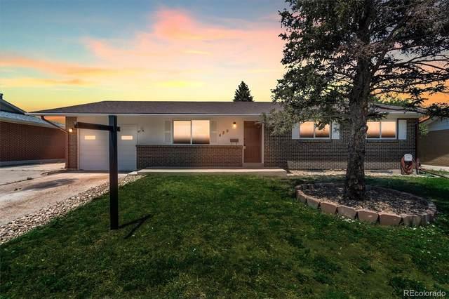 429 Douglas Drive, Denver, CO 80221 (#4476472) :: Stephanie Fryncko | Keller Williams Integrity