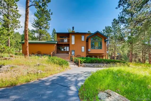 228 Columbine Lane, Evergreen, CO 80439 (MLS #4476524) :: Bliss Realty Group