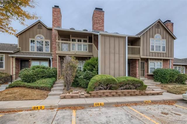 9604 W Chatfield Avenue C, Littleton, CO 80128 (#4476705) :: Venterra Real Estate LLC