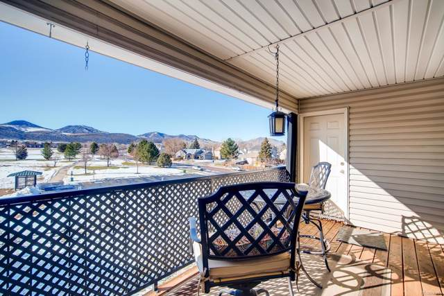 12304 W Cross Drive #303, Littleton, CO 80127 (#4476831) :: The Peak Properties Group