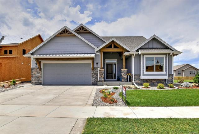 5207 Long Drive, Timnath, CO 80547 (#4477368) :: The Heyl Group at Keller Williams