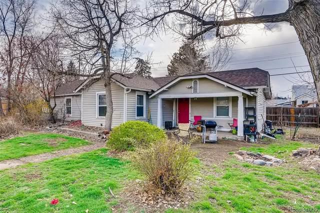 4145 Sheridan Boulevard, Denver, CO 80212 (MLS #4477403) :: Stephanie Kolesar